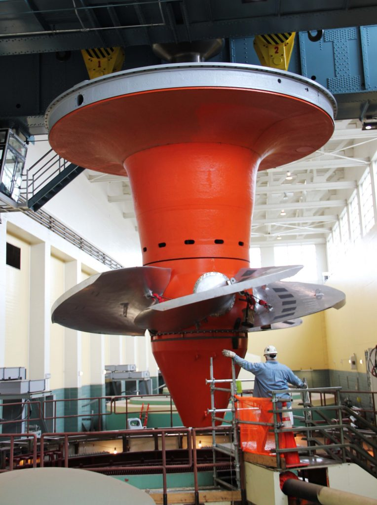 Turbine assembly - cropped
