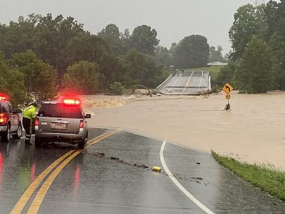 2021 Flooding in Tennessee